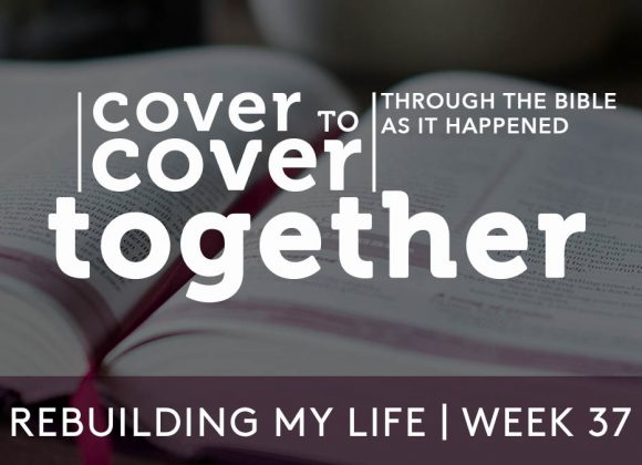 Cover to Cover | Rebuilding My Life
