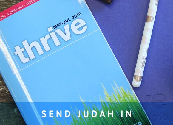 Send Judah In | Phil Lowe