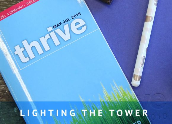 Lighting the Tower | Matthew Jacoby