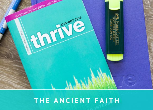 The Ancient Faith | Matthew Jacoby